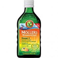 Moller's Μουρουνέλαιο με Γεύση Tutti Frutti