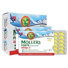 Moller's Forte κάψουλες