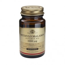 Vitamin B-12 1000mg Methylcobalamin 30nuggets