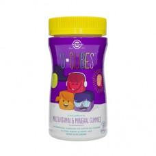 SOLGAR U-Cubes™ Children's Multi-Vitamin & Mineral Gummies