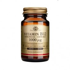 SOLGAR Vitamin B-12 1000ug Nuggets