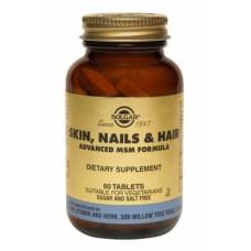 SOLGAR Skin, Nail, Hair, Formula 60 tabs
