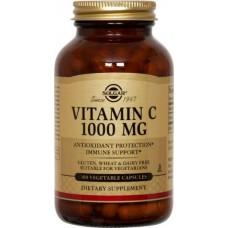 SOLGAR Vitamin C 1000mg 100caps
