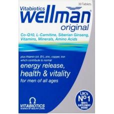 QUEST Vitabiotics Wellman Original